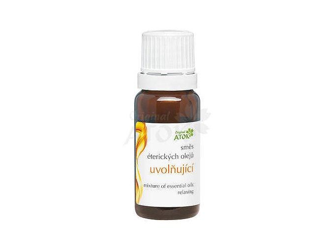 Zmes éterických olejov Uvoľňujúca - Original ATOK (Obsah 20 ml)
