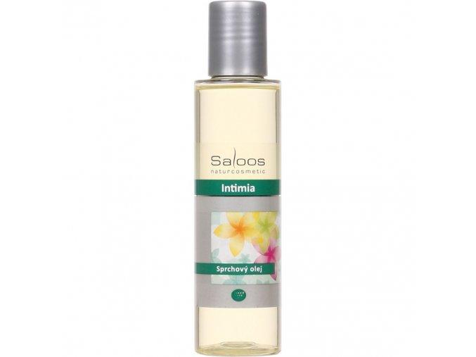 Sprchový olej Intimia - Saloos (Objem 500 ml)