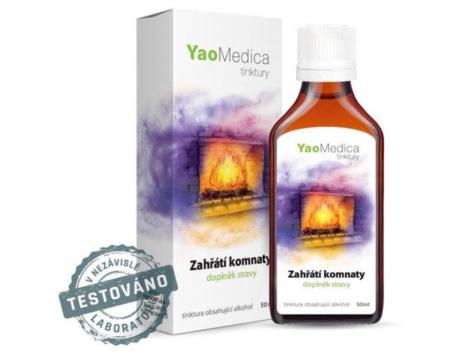 zahriatie komnaty tinktura yaomedica