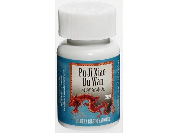 pilulka bieleho zamotku