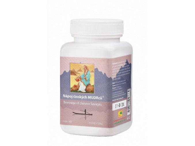 Nápoj čínskych MUDRcov - TCM Herbs (Objem 100 g)