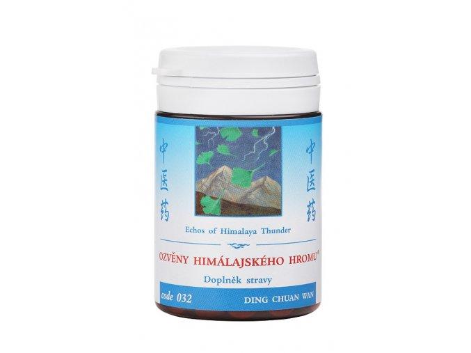OZVENA HIMALÁJSKEHO HROMU - DING CHUAN WAN - TCM Herbs (Objem 100 tabliet / 30 g)