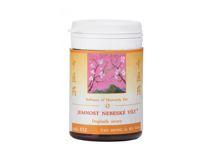 JEMNOSŤ NEBESKEJ VÍLY - TAO HONG SI WU WAN - TCM Herbs (Objem 100 tabliet / 30 g)