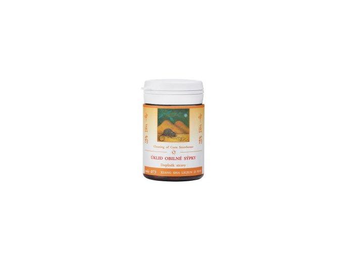 UPRATANIE OBILNEJ SÝPKY - XIANG SHA LIU JUN ZI WAN - TCM Herbs (Objem 200 tabliet / 36 g)