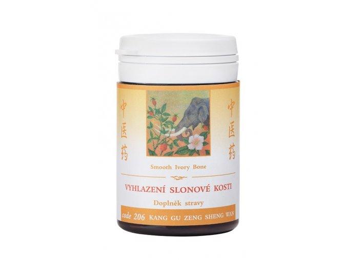 VYHLADENIE SLONOVEJ KOSTI - KANG GU ZENG SHENG WAN - TCM Herbs (Objem 100 tabliet / 30 g)