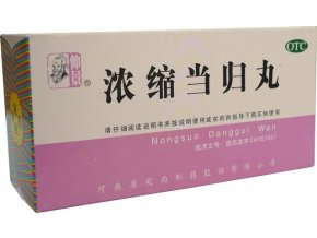 DOPLNIŤ A ROZPRÚDIŤ KRV - DANG GUI WAN - WLH1.9 Henan Wanxi (Objem 200 ks)