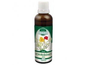 Kapucínka - tinktúra z púčikov P30 (Objem 50 ml)