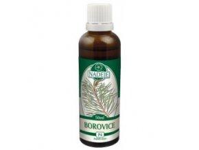 Borovica lesná - tinktúra z púčikov P4 (Objem 50 ml)