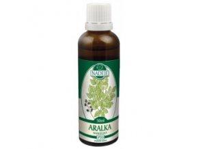 Arália mandžuská - tinktúra z púčikov P59 (Objem 50 ml)