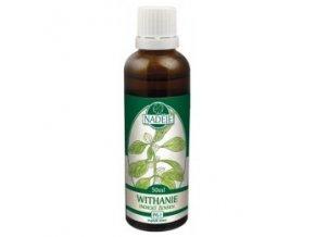 Withania somnifera - tinktúra z púčikov P61 (Objem 50 ml)
