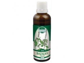 Bazalka posvätná - tinktúra z púčikov P67 (Objem 50 ml)