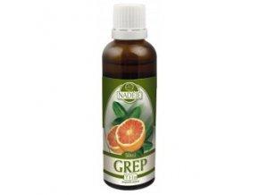 Grapefruitové semienko - tinktúra z bylín T11 (Objem 50 ml)