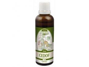 Cedof - tinktúra z bylín T49 (Objem 50 ml)