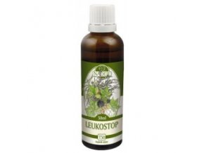 Leukostop - tinktúra z bylín T50 (Objem 50 ml)