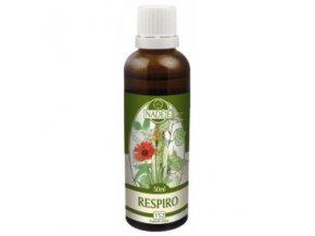 Respiro - tinktúra z bylín T52 (Objem 50 ml)