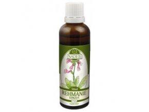 Rehmania lepkavá - tinktúra z bylín T55 (Objem 50 ml)