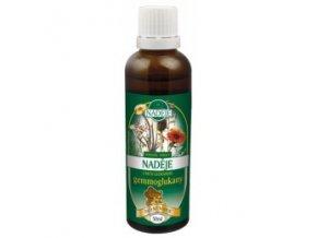 Nádej - tinktúra s betaglukánom TG29 (Objem 50 ml)
