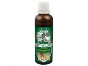 Fit colon - tinktúra s betaglukánom PG60 (Objem 50 ml)