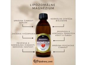 lipozomalne magnezium