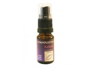 Levanduľový éterický olej v spreji - Hanus (Objem 10 ml)