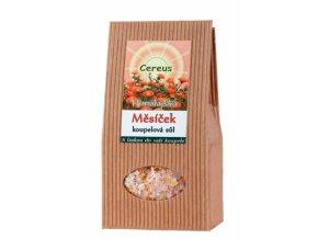 Himalájska kúpeľová soľ Nechtík - Cereus (Objem 500 g)
