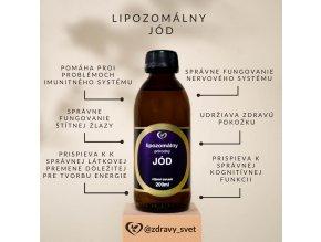 lipozomalny prirodny jod