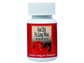 GUI ZHI FU LING WAN - ODVALENIE KAMEŇOV Z CESTY (Objem 200 guľôčok/ 33g)