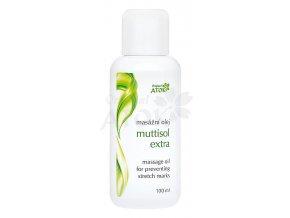 Masážny olej Muttisol Extra - Original ATOK (Obsah 200 ml)