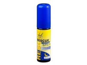 Rescue Night - Krízová esencia na spanie - sprej (Objem 20 ml)