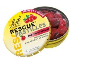 Rescue pastilky- Krízová esencia vo forme cukríkov (Obsah 50 g citrónové)