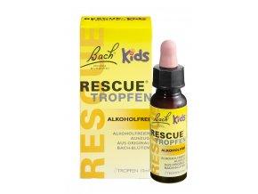 RESCUE KIDS - Krízová esencia pre deti (Objem 10 ml)