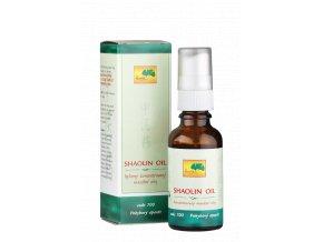 Šaolínový olej TCM Herbs (Objem 25 ml)