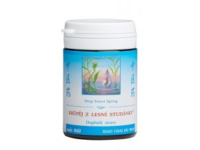 KROPAJ Z LESNEJ STUDNIČKY - XIAO CHAI HU WAN - TCM Herbs (Objem 100 tabliet / 30 g)
