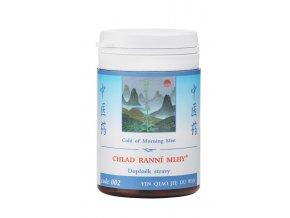 CHLAD RANNEJ HMLY - YIN QIAO JIE DU WAN - TCM Herbs (Objem 100 tabliet / 30 g)