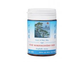 VOŇA BOROVICOVÉHO HÁJA - QING QI HUA TAN - TCM Herbs (Objem 100 tabliet / 30 g)