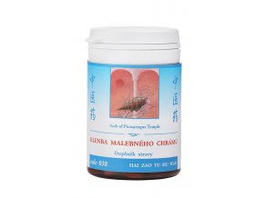 KLENBA MALEBNÉHO CHRÁMU - HAI ZAO YU WAN - TCM Herbs (Objem 100 tabliet / 30 g)