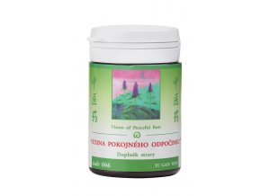 VIDINA POKOJNÉHO ODPOČINKU - YI GAN WAN - TCM Herbs (Objem 100 tabliet / 30 g)