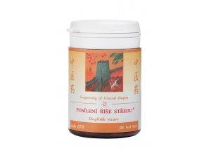 POSILNENIE RÍŠE STREDU - JIE BAI WAN - TCM Herbs (Objem 100 tabliet / 30 g)