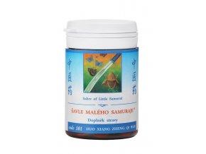 ŠABLA MALÉHO SAMURAJA - HUO XIANG ZHENG QI WAN - TCM Herbs (Objem 100 tabliet / 30 g)