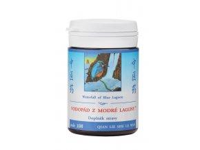 VODOPÁD Z MODREJ LAGÚNY - QIAN LIE SHU LE WAN - TCM Herbs (Objem 100 tabliet / 30 g)