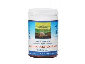 ZASTAVENIE TOKU ŽLTEJ RIEKY - BEI XIE SHEN SHI WAN - TCM Herbs (Objem 100 tabliet / 30 g)