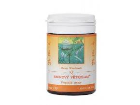 EBENOVÝ VETROLAM - SHEN QI WAN - TCM Herbs (Objem 100 tabliet / 30 g)