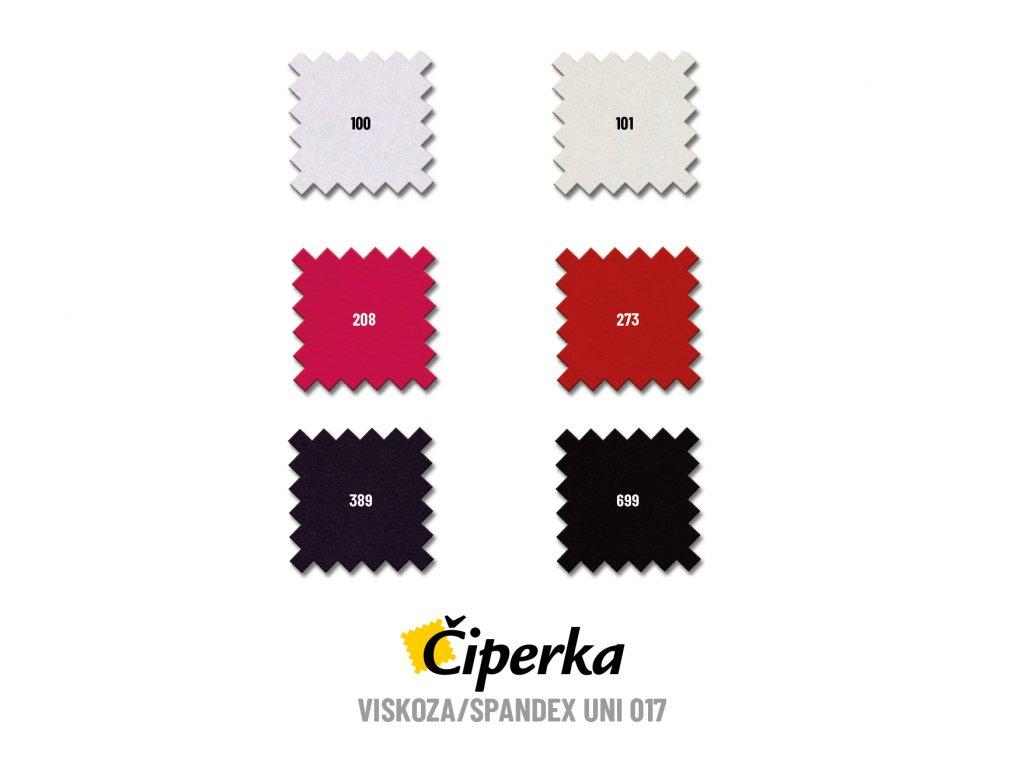 Viskoza UNI 017