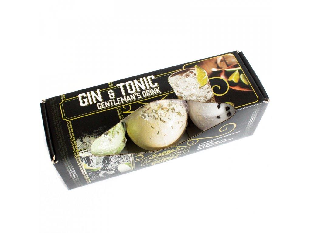 Šumivé bomby Gin & Tonic