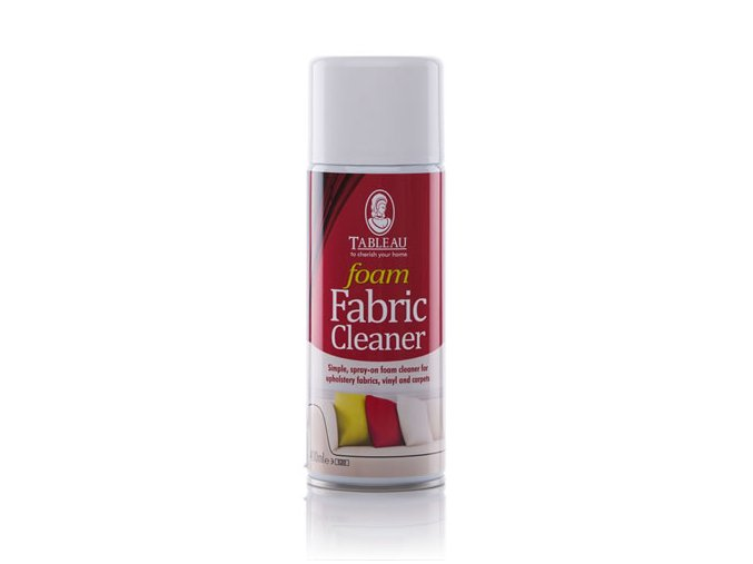 foam fabric cleaner