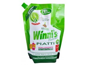 WINNI´S Piatti Ecoricarica Lime 1000 ml