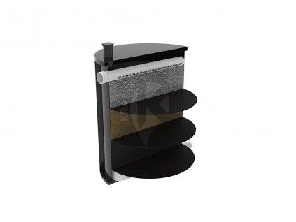 ZPF Zemni piskovy filtr 2