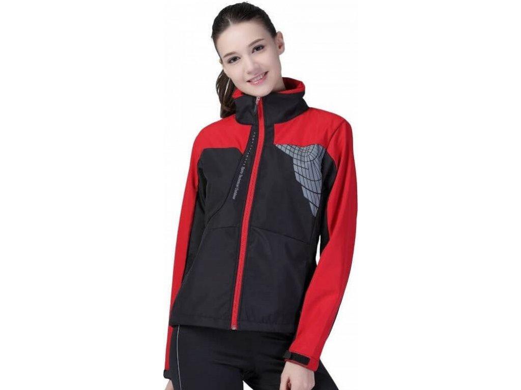 Dámská 3-vrstvá softshellová bunda, vodní sloupec 5000 mm