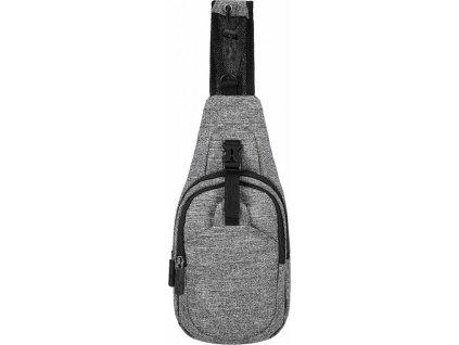 Křížový batůžek Brooklyn s polstrovanými zády 38 x 18 x 6 cm