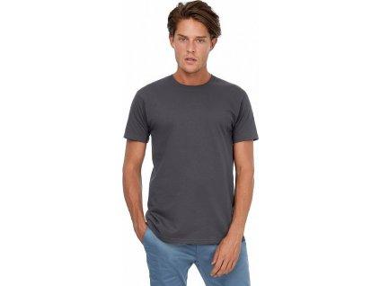 Základní hladké bavlněné pánské triko BC 190 g/m